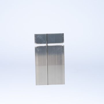 ALURAL Dachrand NB 100 Verbinder Aluminium