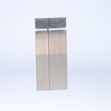 ALURAL Dachrand NB 130 Verbinder Aluminium