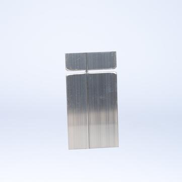 ALURAL Dachrand N 100 Verbinder Aluminium