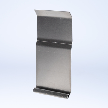 ALURAL Wandanschluss W5 Verbinder Aluminium