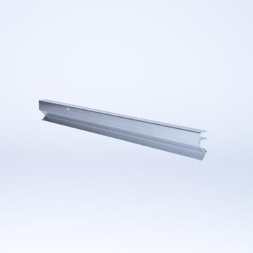 ALURAL Dachrandschraubleiste RS100 400mm relax mit TX-Schrauben 4,8x16mm Aluminium