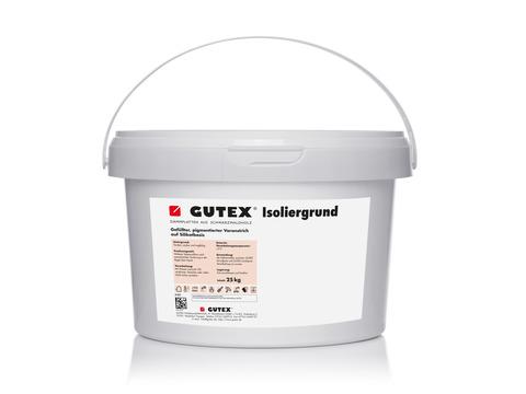 GUTEX Isoliergrund 25 kg Eimer Weiß