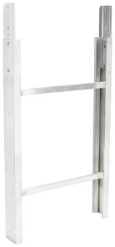 Geda-Dechentreiter Lift 150/200 Leiterteil 1 m mit Ringmutter komplett