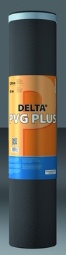DÖR DELTA-PVG Plus 50x1,50m SCHW