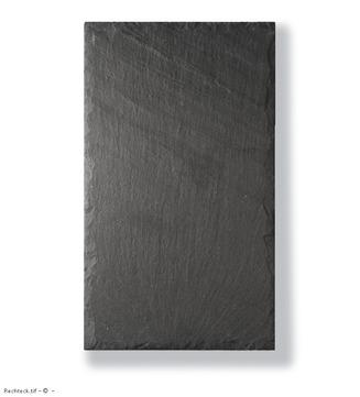 Magog Schiefer Rechteck 60x30 cm ungelocht Schiefergrube C83