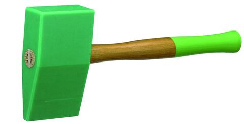 FREUND Kunststoffhammer Keilform 01674000