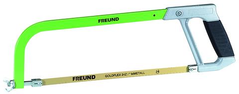 FREUND Metallsägebogen 00832000 2-Komponenten Pistolengriff