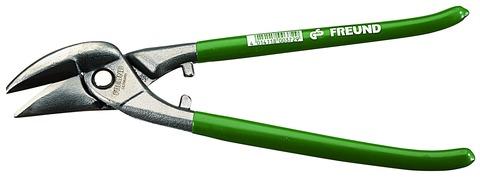 FREUND Blechschere 260 mm rechts kombiniert 01250260