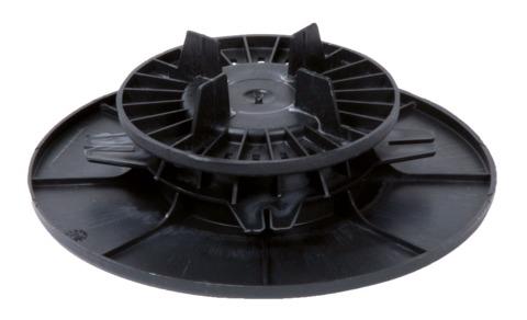 SOPREMA Stelzlager höhenverstellbar 40- 67 mm inkl. 1 Montageschlüssel