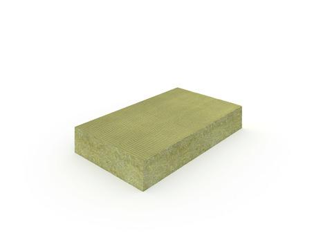 Rockwool Mineralwoll Dämmplatte Steelrock 100 mm EP 1000x 600 mm Einzelpaket WLS 040