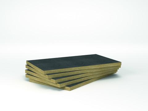 Rockwool Hochbau Laibungsplatte Fixrock 40 VS LB 1000x 625 mm WLS 035
