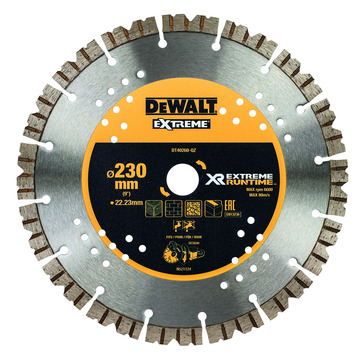 Stanley-Dewalt Trennscheibe 230x22,2mm DT40260