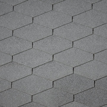 IKO Bitumen Schindel Diamant Plus 31, Dreieck 2,00 m2 je Paket Schiefer