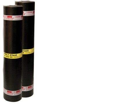 Börner Poly Elast PV 200 S5 1,00x5,0 m Unterlagsbahn Mineralisch