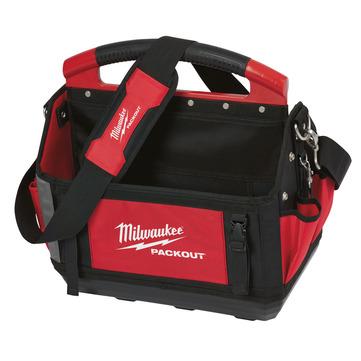 MLW Werkzeugtasche 40cm        SCHW PACKOUT, 31 Fächer, 250x400x320mm