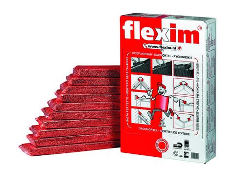 allform Dachmörtel Flexim ca. 20 l 10 Einzelstreifen/Karton Grau