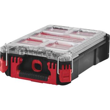 MLW Organiser 250x380x120mm    SCHW PACKOUT m.5 Sortierboxen