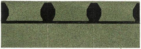 Isola Trauf-/Firststück 0,33x0,33m Kiefergrün