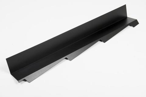 Isola Powertekk Exclusive Wandanschluss-Profil rechts Mattschwarz