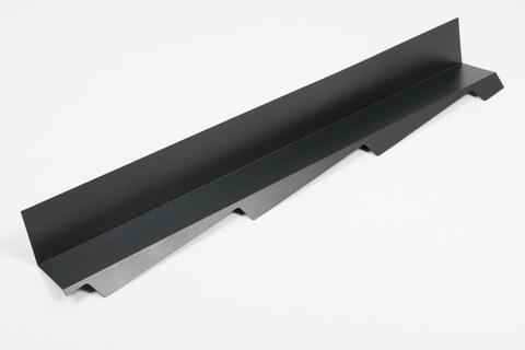 Isola Powertekk Exclusive Wandanschluss-Profil rechts Mattanthrazit