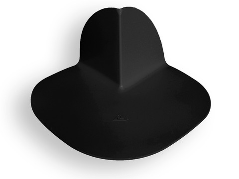 Sika Sikaplan Außenecke 90 Grad RV-S 10 Stück im Karton Schwarz