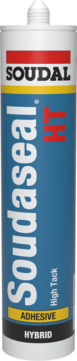 Soudal Soudaseal HT 290 ml 12 Stück Grau