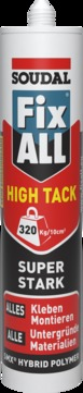 SOU Fix ALL HIGHTACK 290ml GRAU