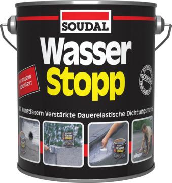 Soudal Wasserstop 750 g Grau
