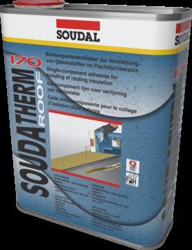 Soudal Soudatherm Roof 170 2,2 kg Beige