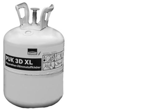 Börner PUK 3D XL Dämmstoffkleber