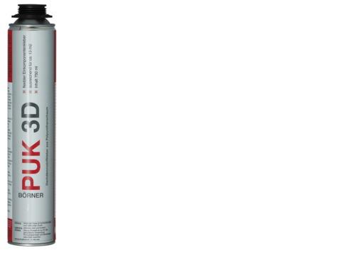 Börner PUK 3D Dämmstoffkleber 750 ml