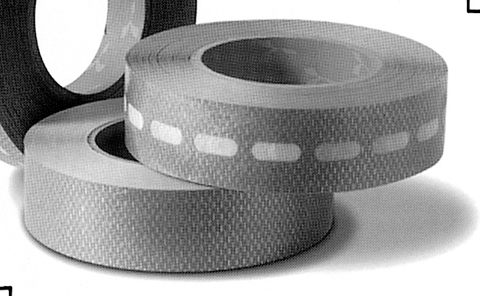 ThyssenKrupp Plastics Tape ANTIDUST AD4844+G3643 ALWO 6,5m