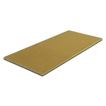 STEICO Steico-Isorel 2,50 m 2500x1200 mm natur Wärmeleitfähigkeit 0,049 W/m*K