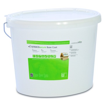 STEICO Base Coat 25 kg Secure Weiß