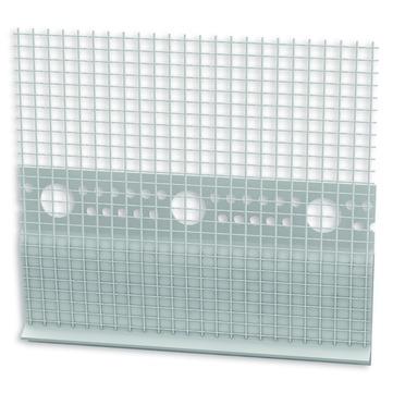 STEICO Blechanschluss Profil Secure Weiß