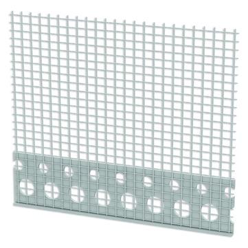 STEICO Putzabschlussprofil 6 mm Secure Weiß