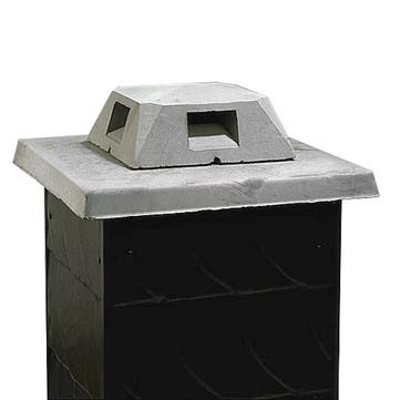 Raab Verschlussstein 15x15 cm Nr. 1 Außenmaß = 33x33 cm