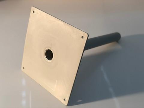 KALA Notüberlauf PVC 490mm DN 50 Durchmesser 50mm