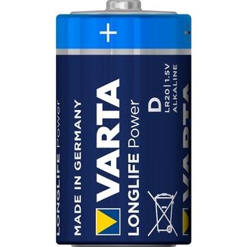Goeke Intermedia Batterie Mono 4920 1,5 Volt Varta High Energy 16500 m Ah
