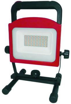 TAT Akku-LED-Strahler Allround 30W,m.Ladegerät,ca.2000lm