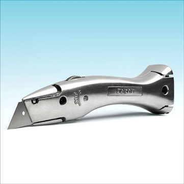 Reddig Universalmesser Delphin®03 100240 inklusive Köcher rot