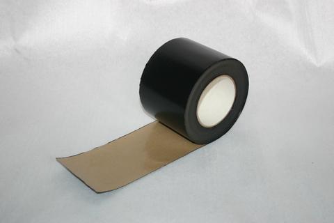 Synwer Fronttape 60 mm x 25 m Klebeband für Fassadenbahn Schwarz