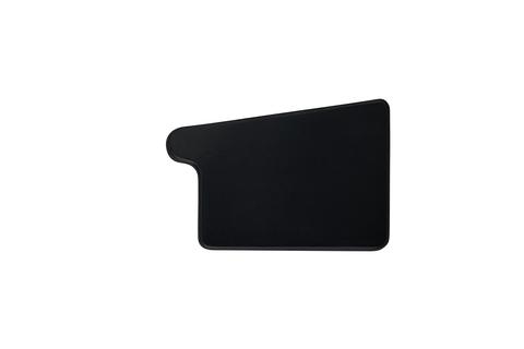 NedZink 5-teiliger Rinnenboden kastenförmig rechts noir Zink vorbewittert