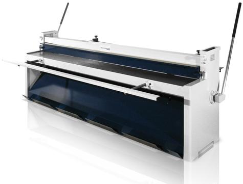 Schröder Tafelschere Hinteranschlag 3000x1,00 mm Nutzlänge 3030 mm