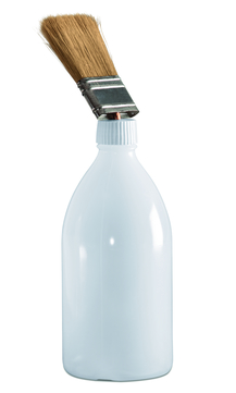 CREATON Pinselflasche für Quellschweißmittel/QUATTRO Unterdachbahn