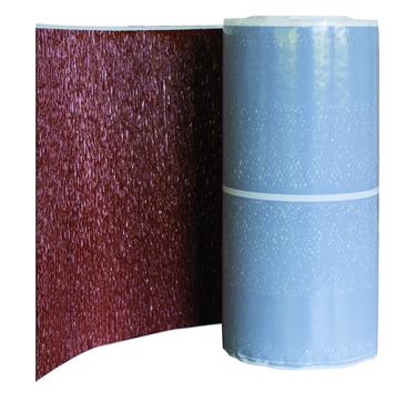 CREATON Wand-/Kaminanschlussband 300mm Alu beschichtet 5m je Rolle Rot