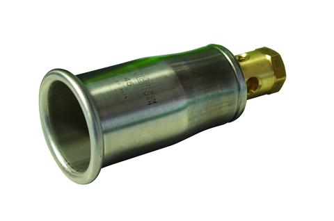 Grün Brennerkopf 45 mm Nr.01076000 für Aufschweißbrenner