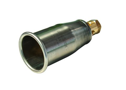 Grün Brennerkopf 55 mm Nr.01106000 für Aufschweißbrenner