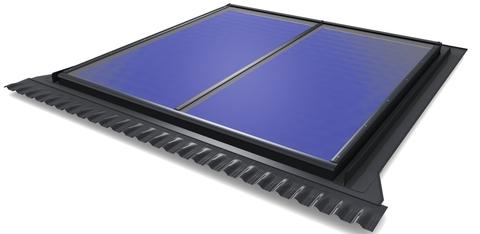 Braas Solar Thermokollektor TK10 Plus InDach