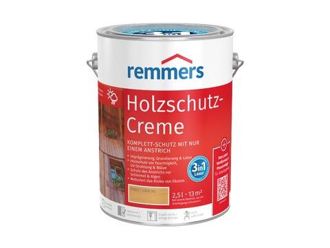 Remmers Aidol Holzschutz-creme 2,50 l Nußbaum